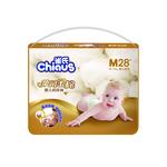 雀氏柔润金棉婴儿纸尿裤M28片