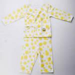 帝颂宝贝婴儿睡衣TB0915M(0-3个月)
