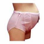 玛维妮NP02052全棉中腰托腹孕妇内裤(二条装)粉红XXL