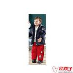 史努比平织铺棉外套(2件套)BW877657-90(2-3岁)