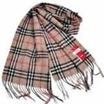 恒源羊绒羊毛加厚保暖男士长围巾礼盒装SFBX180-85小巴格咖啡色