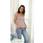 添香防辐射孕妇装防辐射服针织吊带衫12002粉色L