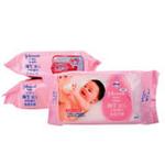 强生婴儿湿巾三联包(有香)80片x3包