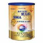 惠氏S-26金装爱儿乐(Maple)400克罐装