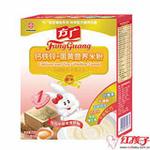 方广钙铁锌+蛋黄营养米粉(4-18个月)