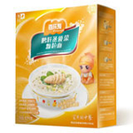 百乐麦鹅肝蒸波菜颗粒面 171g 1段 (珍品系列)