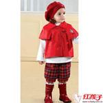 史努比平织夹里外套BW877665-100(3-4岁)