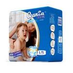 Ceanza成长日记超薄透气婴儿纸尿裤L号20片