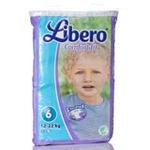 丽贝乐婴儿纸尿裤6号大包装(XL)