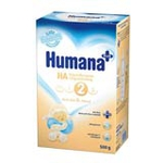 Humana低致敏2阶段配方粉