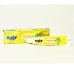 青蛙王子儿童营养水晶牙膏(柠檬)50g