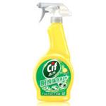 晶杰厨房强效清洁剂(清新柠檬)500g