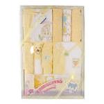 GUGA(咕嘎)纯棉四季款宝宝婴儿高档礼盒219/黄色均码