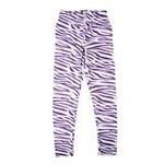派克兰帝女童豹纹打底裤PPWE075801水晶紫豹纹150