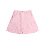 加菲猫女童短裙GLZD35201珊瑚粉140