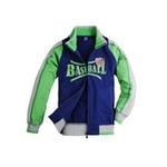 派克兰帝男童时尚棒球系列横机罗纹拼色针织夹克LJWE035502海军蓝170