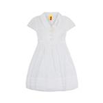 加菲猫女童连衣裙GHCD35409漂白120