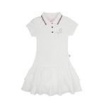 加菲猫女童针织网球裙GHWD35203漂白160