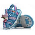 哈利宝贝新款男女童凉鞋B102软底护脚粉红色19码/鞋子内长145mm