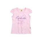 加菲猫女童针织T恤GTWD35802浅粉130