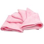 美亲竹纤维大浴巾起圈100%竹纤维粉色