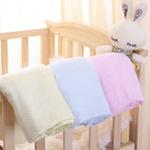 小富兰克竹纤维婴儿毛巾浴毯1089/粉色/M