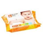 好孩子柑橘抗菌婴儿卫生湿巾72片  U2202