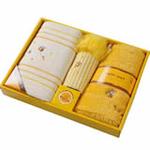 日本内野UCHINO系列小蜜蜂套装礼盒4