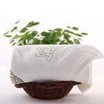 AngelDream安歌吉姆竹纤维水族浴巾绿色印花AD3D-BR