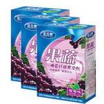 全元康果蔬纤维素(葡萄味)5g*15袋*3盒