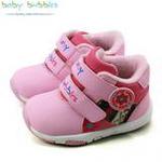 babybubbles休闲系列婴童鞋151-0046-024粉红/23