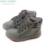 babybubbles休闲系列婴童鞋151-4127-114咖啡色/23