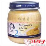 嘉宝乳酪通心粉113g(6月个月)