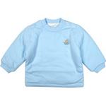 E-baby如意宝贝滑冰派克保暖半高领上衣E115143浅蓝/80