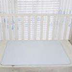 贝彤婴儿尿垫3D防皱透气隔尿垫尿布(蓝色)