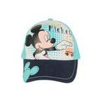Disney迪士尼儿童帽TP6077蓝色50cm