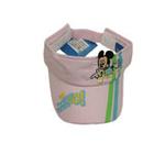 Disney迪士尼儿童帽海军风立体空顶帽6070粉色48cm