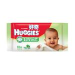 好奇超厚倍柔婴儿湿巾10片