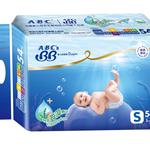 ABC\'s BB纸尿裤小号54片