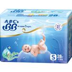 ABC\'s BB纸尿裤小号28片
