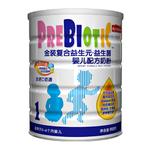聪尔壮金装复合益生元益生菌婴儿配方奶粉1段