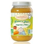 法国Babybio有机意大利面蔬菜泥