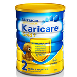 Karicare可瑞康金装较大婴儿和幼儿配方奶粉2段900g