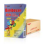 瑞士Bimbosan宾博原装进口婴儿配方奶粉 1段1800克盒装