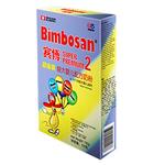 瑞士Bimbosan宾博原装进口婴儿配方奶粉 2段150克盒装