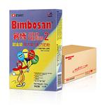 瑞士Bimbosan宾博原装进口婴儿配方奶粉 2段1800克盒装