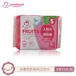水果系列卫生巾 S号(10片装)