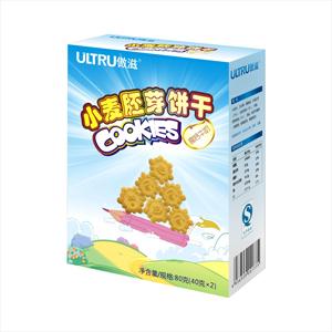 傲滋小麦胚芽饼干高钙牛奶味