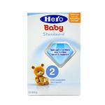 荷兰原装进口 美素Friso/Herobaby婴儿奶粉2段 800g