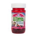 微娃营养维生素水果软糖